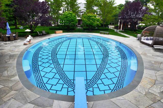 سرامیک استخری شش ضلعی